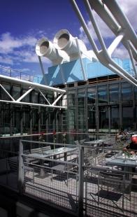Centre Pompidou - foto: Petr Šmídek, 2007, © archiweb.cz