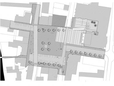 Rekonstrukce Náměstí Čs. armády, Hronov