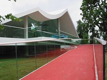 Serpentine Gallery Pavilion 2003 - foto: © Ludwig Abache & Carolin Hinne, 2003