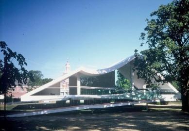 Serpentine Gallery Pavilion 2003 - Vyjednala pro nás Jana Kostelecká. Diky! - foto: © Serpentine Gallery, 2003