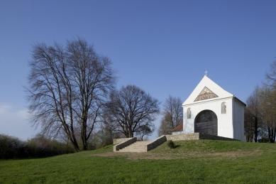 Obnova Kaple svatého Rocha - foto: Tomáš Rasl
