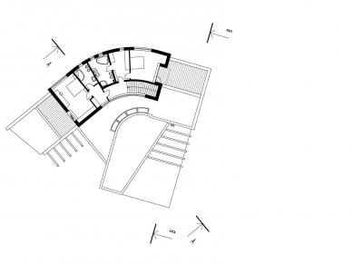 Rodinný dům Svinošice 02 - 2NP - foto: knesl + kynčl architekti