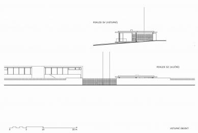 Rekonstrukce Zastupitelského úřadu České  republiky v Brasílii - Pohledy
