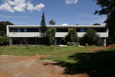 Rekonstrukce Zastupitelského úřadu České  republiky v Brasílii