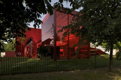 Serpentine Gallery Pavilion 2010 - foto: Ateliers Jean Nouvel / Philippe Ruault