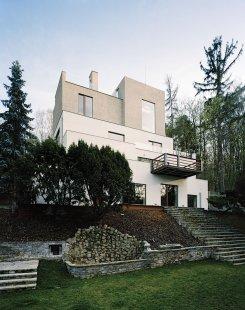 Vila Barrandov - foto: Tomáš Souček