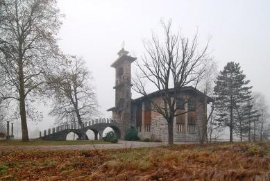Kostel sv. Michala na Lublaňských blatech - foto: Petr Šmídek, 2008