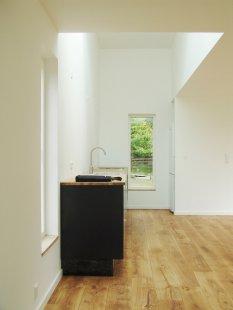Dům Skybox - Kuchyně - foto: Tina Krogager