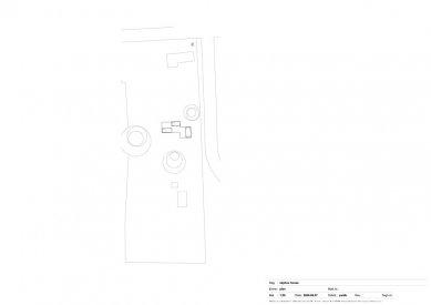 Dům Skybox - Situace - foto: Primus architects, atelier + production