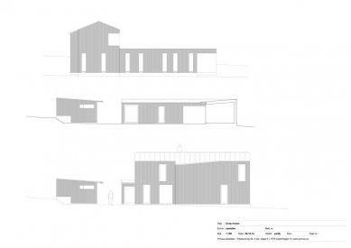 Dům Coop - Fasády - foto: Primus architects, atelier + production