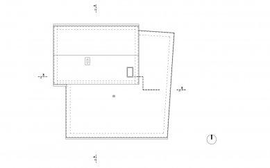 Rekonstrukce a dostavba rodinného domu v Jevanech - Střecha