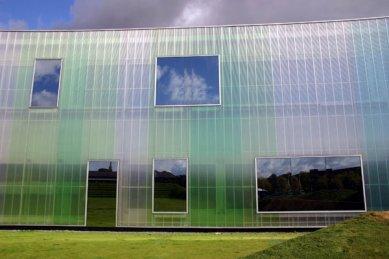 Laban Dance Centre - foto: © Josef Dundáček, 2003