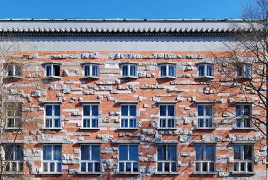 Slovinská národní a univerzitní knihovna - foto: Petr Šmídek, 2008