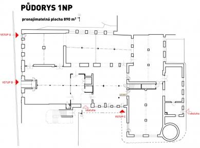 Továrna No. 8 - 1NP
