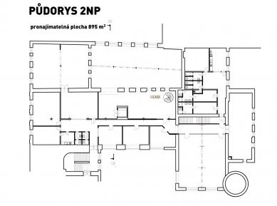 Továrna No. 8 - 2NP
