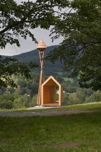 Zvonička na Horečkách - foto: Studio Toast
