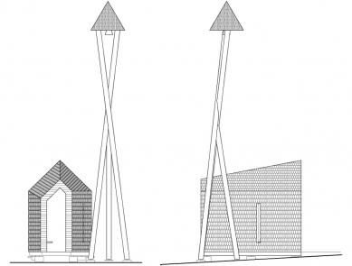 Zvonička na Horečkách - Pohledy