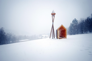Zvonička na Horečkách - foto: Martin Rosa
