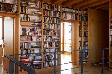 Rodinný dům Velká Dobrá - foto: Andrea Lhotáková