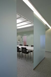Administrativní prostor firmy SHP - foto: Aleš Ležatka
