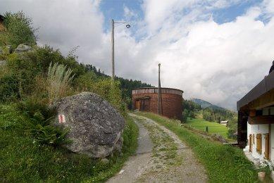 Kaple svatého Benedikta - foto: Petr Šmídek, 2008