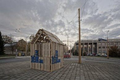 Architektura 14. ročníku MFDF Jihlava - Seník - foto: Michal Ureš