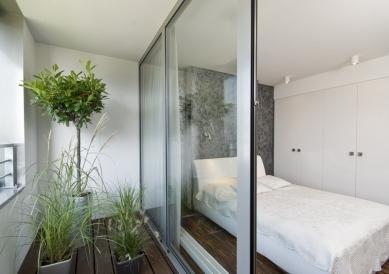 Interiér bytu Prosecká Vyhlídka - foto: Martin Zeman