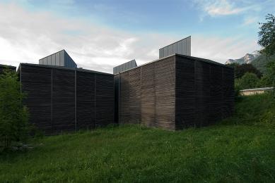 Shelters for Roman archaeological site - foto: Petr Šmídek, 2008