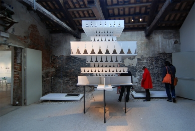 12. Bienále v Benátkách - Valerio Olgiati: Onement (Perm Museum XXI) - foto: Petr Šmídek, 2010
