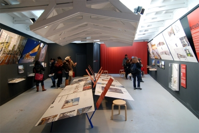 12. Bienále v Benátkách - SCHOOLS: finský pavilon (komisařka: Juulia Kauste; kurátor: Roy Mänttäri) - foto: Petr Šmídek, 2010