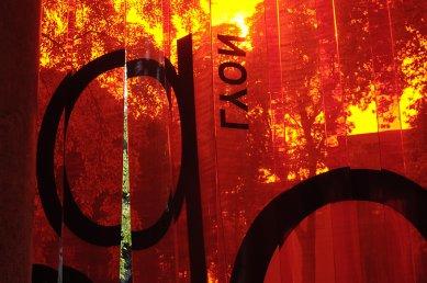 12. Bienále v Benátkách - METROPOLIS?: francouzský pavilon (komisař a kurátor: Dominique Perrault, Cyrille Poy, Richard Copans) - foto: Ester Havlová