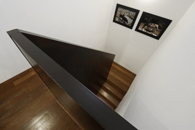 Rodinný dům v Popovičkách II - foto: Ivan Němec