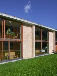 Residential Home for Eldery, Masans - foto: Petr Šmídek, 2002