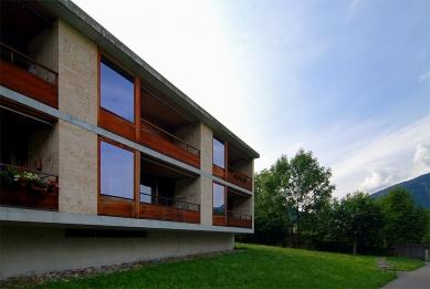 Residential Home for Eldery, Masans - foto: Petr Šmídek, 2008