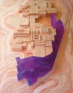 Rozšíření muzea moderního umění - foto: Manuelle Gautrand Architecture