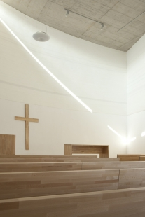 Modlitebna Církve bratrské v Černošicích - foto: Studio Petrohrad