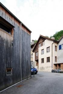 Atelier Zumthor - foto: Petr Šmídek, 2008