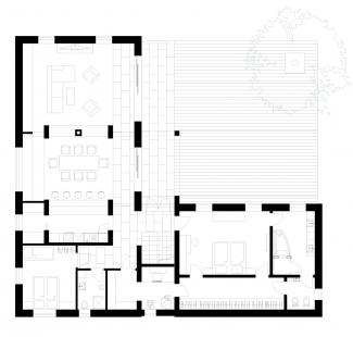 Rodinný dům Dolní Chabry - 1PP