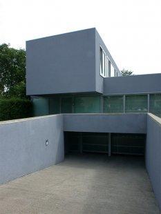 Vila Geurten - foto: Petr Šmídek, 2003