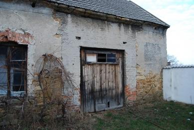 Galerie Svatoš v Kostelci nad Černými lesy - Původní stav - foto: archiv autora