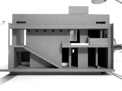 Dům v Perninku - Model