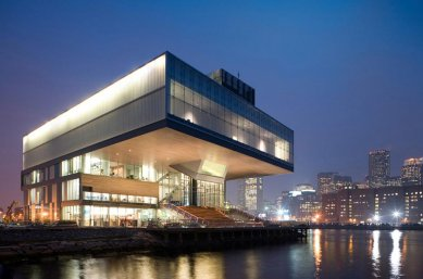 ICA - Institute of Contemporary Art - foto: Iwan Baan