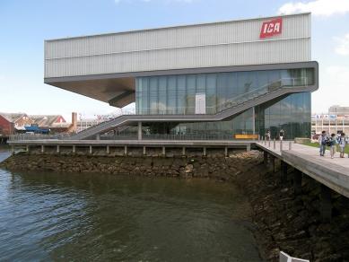 ICA - Institute of Contemporary Art - foto: Petr Kratochvíl/Fulbright-Masaryk grant, 2011