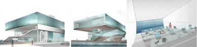 ICA - Institute of Contemporary Art - Vizualizace - foto: Image courtesy Diller + Scofidio