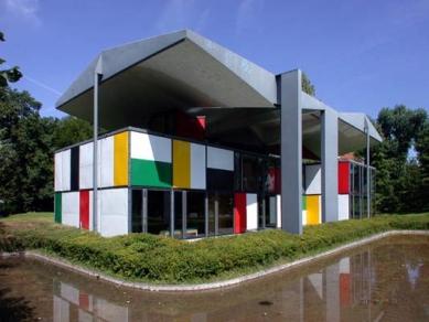 Heidi Weber House - foto: Petr Šmídek, 2002