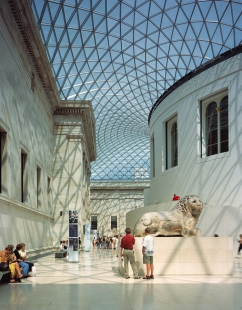 Queen Elizabeth ll Great Court, British Museum - foto: Nigel Young/Foster and Partners