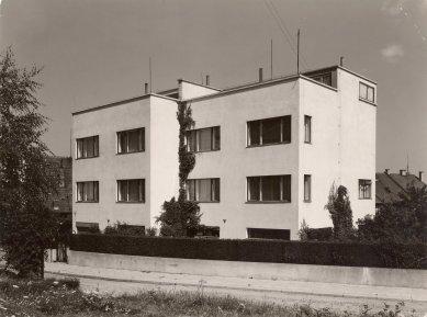Rodinný dům V. K. - foto: Sbírky Muzea města Brna