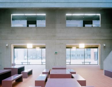 Nová budova ČVUT - foto: Tomáš Souček