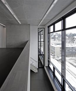 Nová budova ČVUT - foto: Ivan Němec