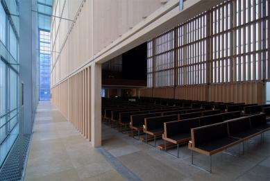 Herz Jesu Kirche - foto: Petr Šmídek, 2007